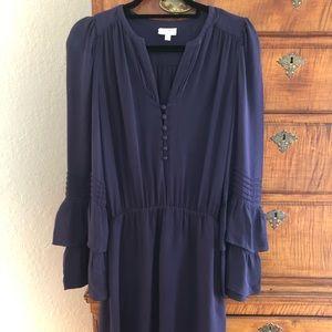 Parker Navy Blue Dress
